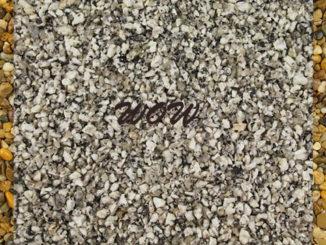 resin bound gravel quartz and granite